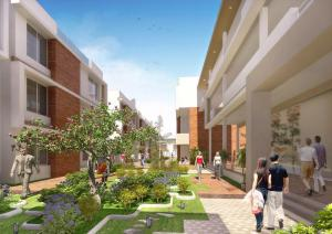 Wright Spaces The Grove Row House, Sarjapur Road