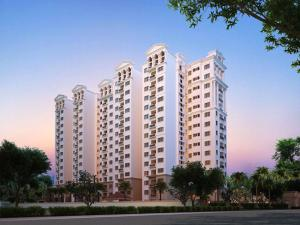 DSR Lotus Towers, Whitefield