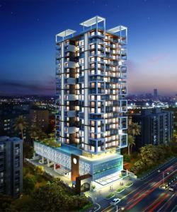 Shreenathji Celestial Heights, Malad West