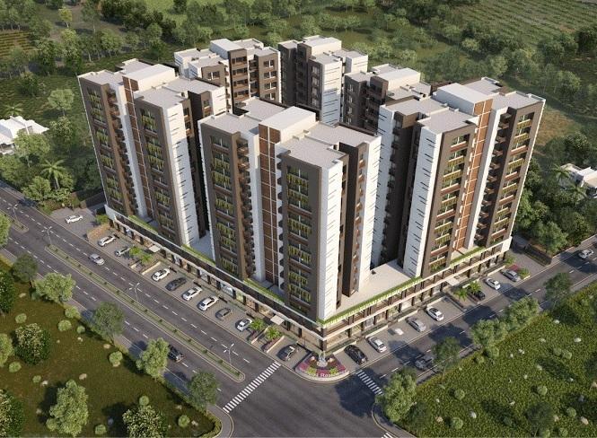 Shripad Residency, Gota, Ahmedabad