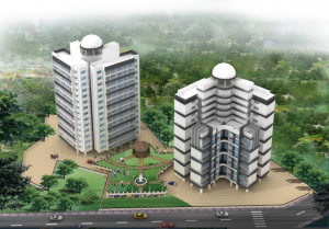 AL Saad Aasara Heights, Mumbra