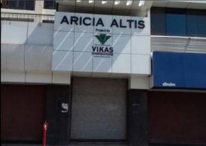 Vikas Aricia Altis Apartment, Kalyan West