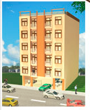 Saj Realtech SBI Tower, Sector-121