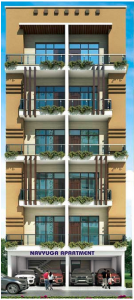 Saj Realtech Navyuga Apartment, Sector-73