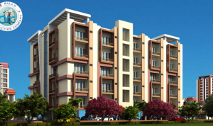 Shri Balaji BCC Awadh Apartment, Wazirganj