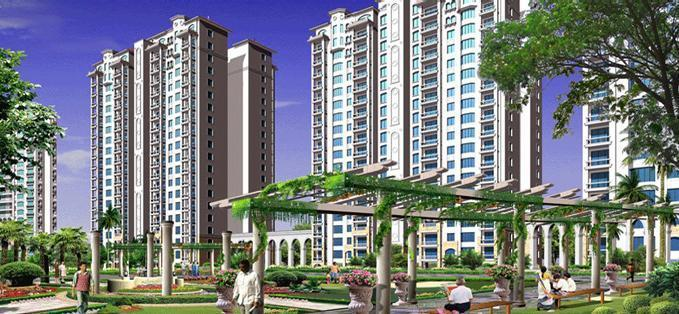 The Heartbeat City, Sector-107, Noida