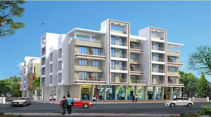 New, Upcoming & Under Construction 1BHK Residential Projects
