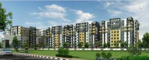 MBR Shangri La, Mysore Road
