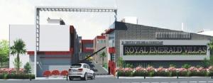 21st Century Royal Emerald Villas, Kursi Road