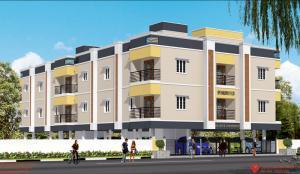 SPS Akshith Apartment, Valasaravakkam
