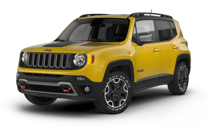 Jeep Renegade Expected To Launch In 2019