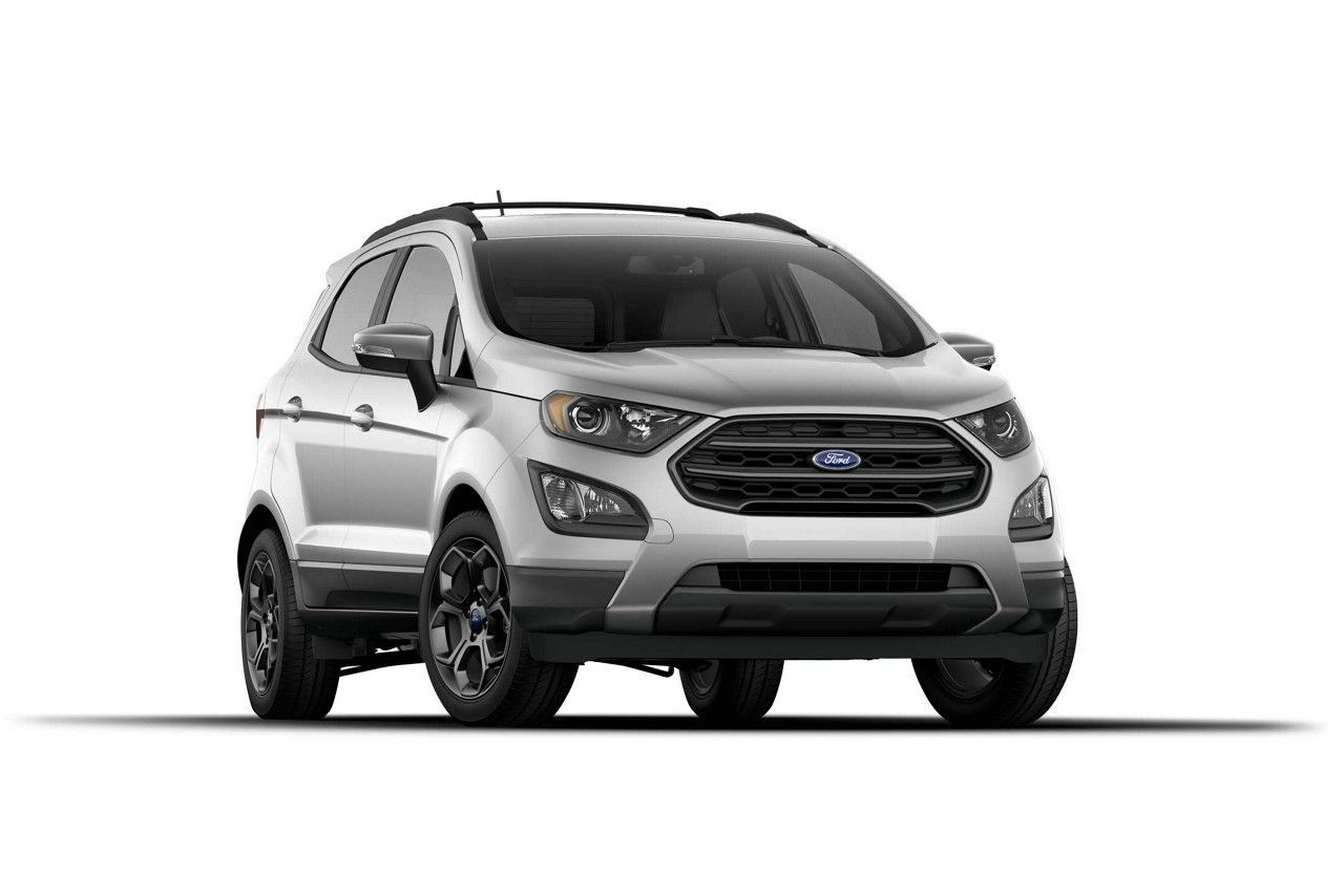 Ford Ecosport Signature And S Models Coming Soon To India