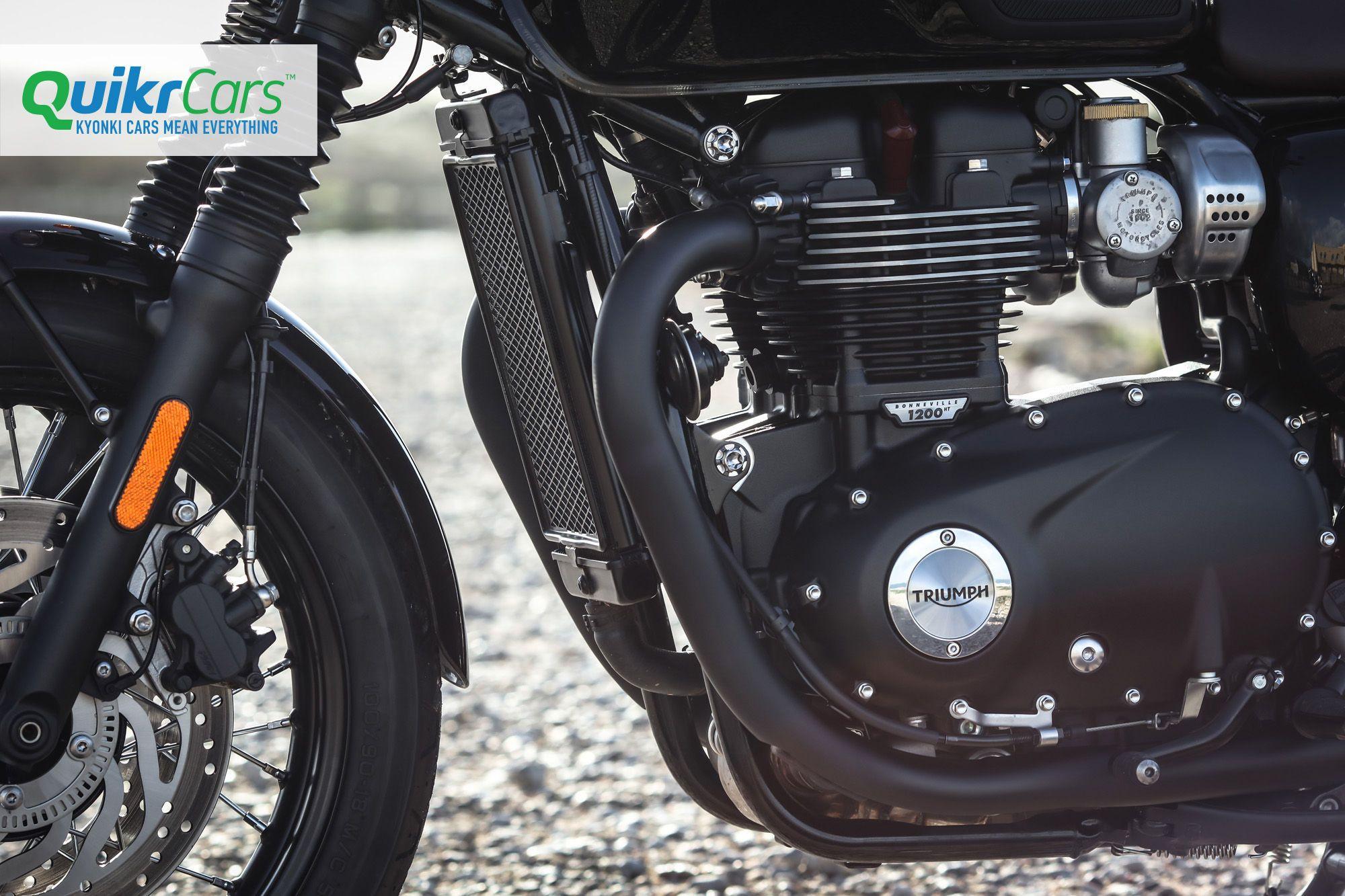 Triumph Bonneville T120 Review Test Ride