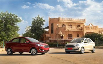 2018 Ford Aspire Review, Test Drive
