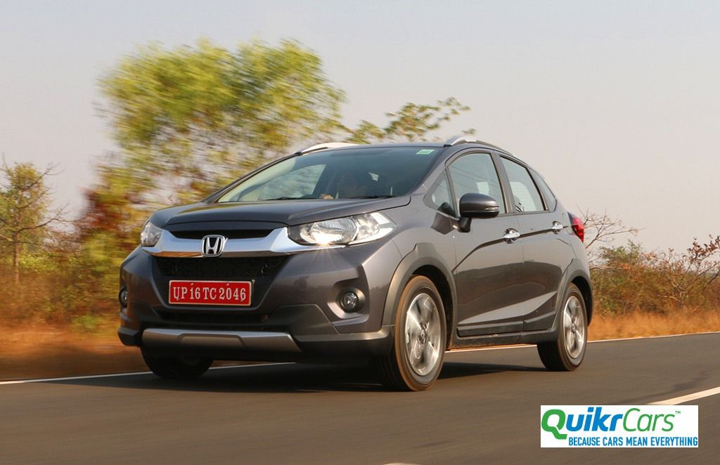 Honda Wr V Review Test Drive
