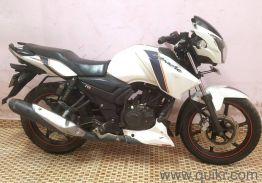 7 Second Hand Tvs Apache Rtr 160 Bikes In Ranchi Used Tvs Apache