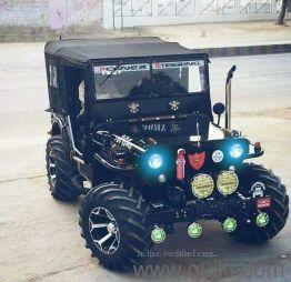 Mahindra Jeep 2017