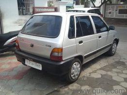 46 Used Maruti Suzuki Maruti 800 Cars In Coimbatore Second Hand