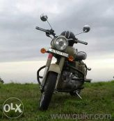 3 Months Old Royal Enfield Classic 500 Desert Storm For Sale