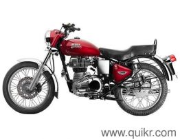 Used Royal Enfield Bullet 350 Twinspark 2017 Model Images