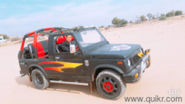 Modified Maruti Gypsy Photos Find Best Deals & Verified Listings at