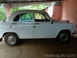 37 Used Hindustan Motors Ambassador Cars In India Second Hand