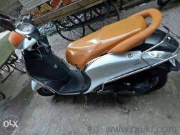 10 Second Hand Yamaha Fascino Bikes in Maharashtra | Used
