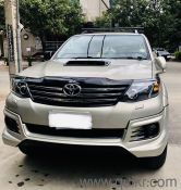 25 Used Toyota Fortuner Cars in Bangalore | Second Hand