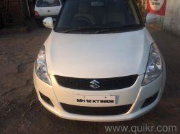 Swift Car Stickers Quikrcars Maharashtra