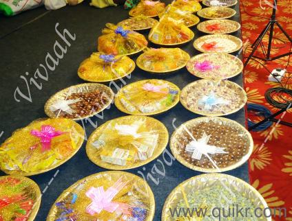 Wedding Planners Seer Varisai plate DecorationEngagement TrayplatesBasket. in Anna Nagar Western Extn. Chennai Wedding Planners on Chennai Quikr ... : engagement plate decoration - pezcame.com