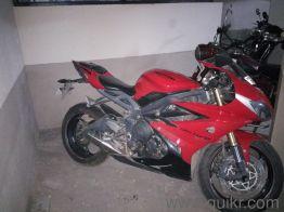 Moto Triumph 3hw Pezzi Di Ricambio Telaio Quikrcars Karnataka