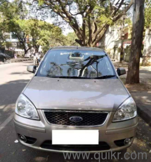 Beige  Ford Fiesta Sxi   Kms Driven In Jayanagar In Jayanagar Bangalore Cars On Bangalore Quikr Classifieds
