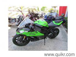 5 Second Hand Kawasaki Ninja Zx 10r Bikes In India Used Kawasaki