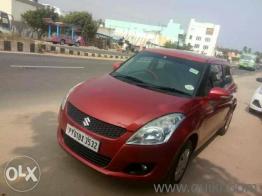 19 Used Maruti Suzuki Swift Cars In Pondicherry Second Hand Maruti