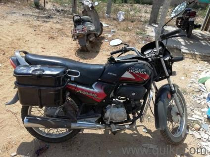 2006 Hero Passion Plus - 40000 kms driven in Poonamallee in