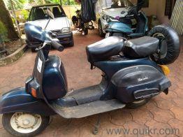 5 Second Hand Bajaj Chetak Bikes in Kerala | Used Bajaj Chetak Bikes