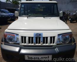 39 Used Mahindra Bolero Cars in Orissa | Second Hand
