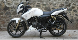 4 Second Hand TVS Apache RTR 180 Bikes in Ahmedabad | Used