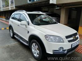 26 Used Chevrolet Captiva Cars in India | Second Hand