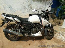 17 Second Hand Tvs Apache Rtr 160 Bikes In Tirupur Used Tvs