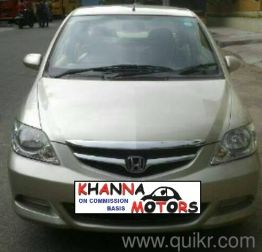 Used Honda City ZX 2007 Model Images