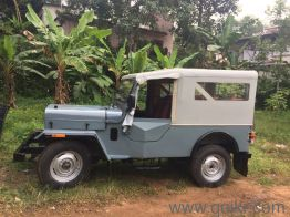 Used Mahindra Commander Jeep For Sale In Kerala Quikrcars Rajasthan