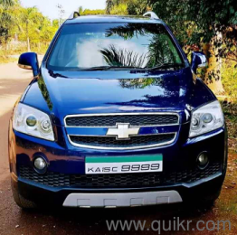 Used Chevrolet Captiva Find Best Deals Verified Listings