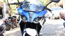 Pulsar 220 Doom Kit Price | QuikrCars Haryana