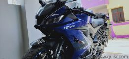584 Second Hand Yamaha YZF R15 Bikes in India | Used Yamaha