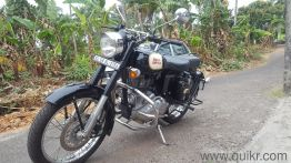 31 Second Hand Royal Enfield Classic 350 Bikes in Thrissur