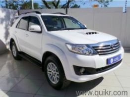 4 Used Toyota Fortuner Cars In Kerala Second Hand Toyota Fortuner