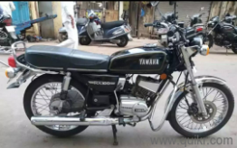 By Photo Congress || Yamaha Rx 100 Olx Nanded