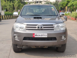 199 Used Toyota Fortuner Cars in India | Second Hand Toyota