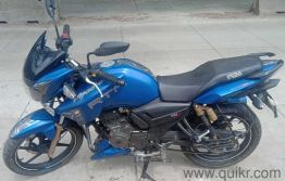 177 Second Hand TVS Apache RTR 180 Bikes in India | Used TVS